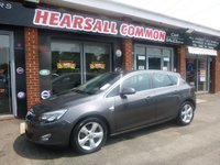 USED 2010 10 VAUXHALL ASTRA 2.0 SRI CDTI 5d 157 BHP WWW.HEARSALLCOMMONCARSALES.CO.UK