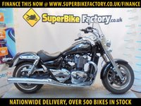 USED 2014 14 TRIUMPH THUNDERBIRD COMMANDER 1700 GOOD & BAD CREDIT ACCEPTED, OVER 500+ BIKES