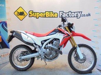 2014 HONDA CRF250L L-D  £3391.00