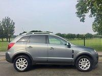 2013 VAUXHALL ANTARA 2.2 EXCLUSIV CDTI 4WD 5d AUTO 161 BHP £7995.00
