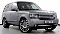 USED 2012 12 LAND ROVER RANGE ROVER 4.4 TD V8 Westminster Edition 4x4 5dr Auto F/S/H (5 Stamps), Immaculate!
