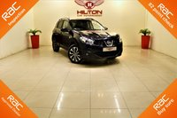 USED 2013 13 NISSAN QASHQAI 1.6 DCI 360 IS 5d 130 BHP + 1 OWNER FROM NEW + FULL SERVICE HISTORY + RAC APPROVED DEALER