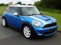 2010 MINI HATCH COOPER 1.6 COOPER S 3d 184 BHP £6990.00