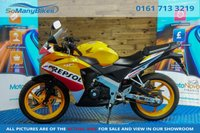 USED 2016 16 HONDA CBR125 R-F - LOW MILES - ** FINANCE AVAILABLE **
