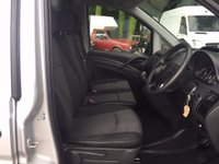USED 2014 14 MERCEDES-BENZ VITO 2.1 113CDI Long Panel Van (EU5) One Owner, Air Conditioning