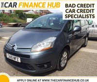 2010 CITROEN C4 PICASSO GRAND VTR PLUS HDI  £5995.00