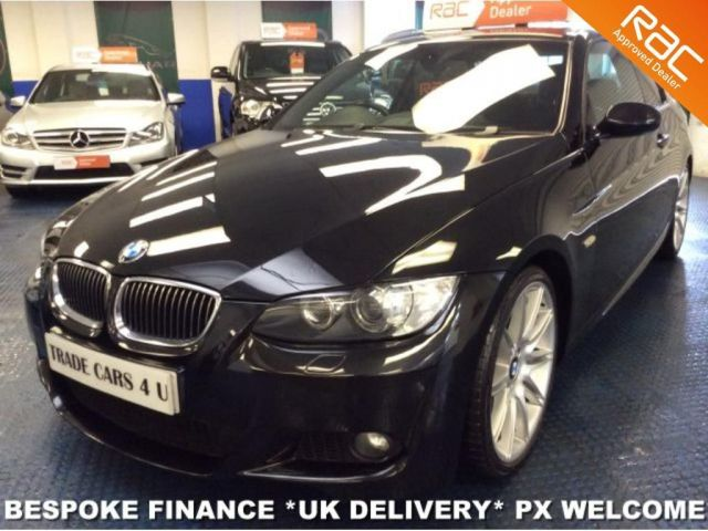 2008 08 BMW 3 SERIES 335I M SPORT COUPE AUTO