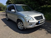 2005 HONDA CR-V 2.0 I-VTEC EXECUTIVE 5d AUTO 148 BHP PLEASE CALL TO VIEW £3950.00