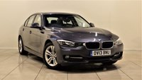 USED 2013 13 BMW 3 SERIES 2.0 320D SPORT 4d 184 BHP + 1  OWNER FROM NEW ++ FULL SERVICE HISTORY