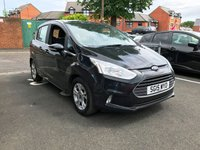 USED 2015 15 FORD B-MAX 1.5 ZETEC TDCI 5d 74 BHP FORD WARRANTY TO MARCH 2018!!..EXCELLENT FUEL ECONOMY!!..LOW CO2 EMISSIONS(109G/KM)..£20 ROAD TAX!!!..FULL FORD HISTORY...ONLY 7412 MILES FROM NEW!!...WITH PARKING SENSORS,FRONT HEATED SCREEN, AND ALLOY WHEELS!!