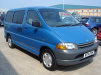 USED 2000 TOYOTA HI-ACE 2.4 280 POWERBUS GS9 1d