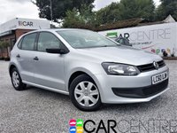 USED 2010 60 VOLKSWAGEN POLO 1.2 S 5d 60 BHP 1 OWNER FROM NEW