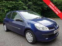 USED 2006 06 RENAULT CLIO 1.5 EXPRESSION DCI 3d 68 BHP