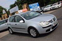2005 VOLKSWAGEN GOLF 1.9 SE TDI DSG 5d AUTO 103 BHP £1990.00