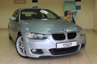 2009 BMW 3 SERIES 2.0 320I M SPORT 2d 168 BHP COUPE £8995.00
