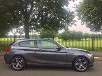 2013 BMW 1 SERIES 1.6 114D SPORT 3d 94 BHP £9995.00