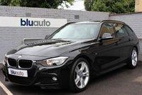 2014 BMW 3 SERIES 2.0 325D M SPORT TOURING 5d AUTO 215 BHP £18890.00