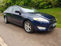 USED 2009 59 FORD MONDEO 2.2 ZETEC TDCI 5d 173 BHP **2 OWNERS**FANTASTIC CONDITION**SMOOTH DRIVE**