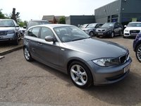 USED 2010 10 BMW 1 SERIES 2.0 118D SPORT 5d AUTO 141 BHP 4 SERVICE STAMPS MOT TLL JANUARY 2018 SERVICED AT 17340M  29617M 33470M 44801M HPI CLEAR 2KEYS THIS CAR IS A CREDIT TO ITS OWNER IT IS BEAUTIFULL,