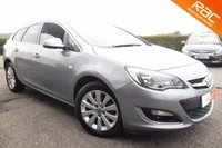 USED 2014 14 VAUXHALL ASTRA 2.0 ELITE CDTI 5d AUTO 163 BHP GREAT VALUE AUTOMATIC ESTATE
