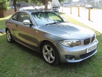 2012 BMW 1 SERIES 2.0 120I EXCLUSIVE EDITION 2d AUTO 168 BHP £9480.00