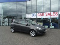 USED 2013 63 VAUXHALL CORSA 1.2 SXI AC CDTI ECOFLEX 5d 73 BHP £0 DEPOSIT, LOW RATE FINANCE ANYONE, DRIVE AWAY TODAY!!