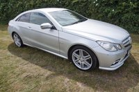 USED 2009 59 MERCEDES-BENZ E CLASS 3.0 E350 CDI BLUEEFFICIENCY SPORT 2d AUTO 231 BHP HD NAV-DAB-FSH 2 Keys & Full Service History, 12 Months MOT & Serviced, HD Command Sat Nav & rear Parking Camera, Full Leather Electric Heated & Cooled Memory Seats, DAB Radio