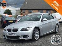 2007 BMW 3 SERIES 335D M SPORT 2d AUTO £6890.00