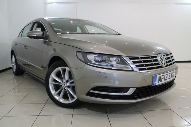 View our 2013 13 VOLKSWAGEN CC 2.0 TDI BLUEMOTION TECHNOLOGY 4DR 138 BHP
