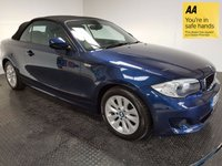 USED 2012 12 BMW 1 SERIES 2.0 118I ES 2d AUTO 141 BHP FSH-1 OWNER-VERY LOW MILEAGE-ALLOYS
