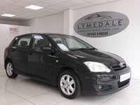 2006 TOYOTA COROLLA 1.6 T3 COLOUR COLLECTION VVT-I 5d AUTO 109 BHP £1990.00
