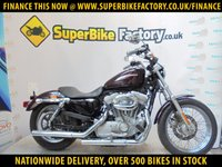 USED 2007 07 HARLEY-DAVIDSON SPORTSTER XL 883 L GOOD & BAD CREDIT ACCEPTED, OVER 500+ BIKES