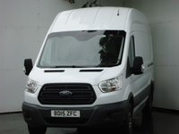 USED 2015 15 FORD TRANSIT 2.2 350 H/R P/V 1d 124 BHP
