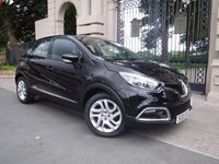 USED 2015 65 RENAULT CAPTUR 1.5 DYNAMIQUE NAV DCI 5d AUTO 90 BHP ****FINANCE ARRANGED***PART EXCHANGE***1 OWNER***SAT NAV**BLUETOOTH**KEY LESS GO AND ENTRY*FREE TAX***