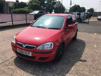 USED 2006 56 VAUXHALL CORSA 1.0 CLASSIC LIFE 3d 60 BHP Ideale First Car-Low Insurance Group-Long Mot-Service History-1.0 Engine
