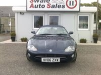 USED 2006 06 JAGUAR XK8 4.2 AUTOMATIC £104 PER WEEK, NO DEPOSIT - SEE FINANCE LINK BELOW