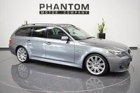 USED 2009 59 BMW 5 SERIES 3.0 530D M SPORT BUSINESS EDITION TOURING 5d AUTO 232 BHP