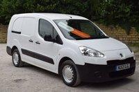 2012 PEUGEOT PARTNER 1.6 HDI CRC 1d 90 BHP £2950.00