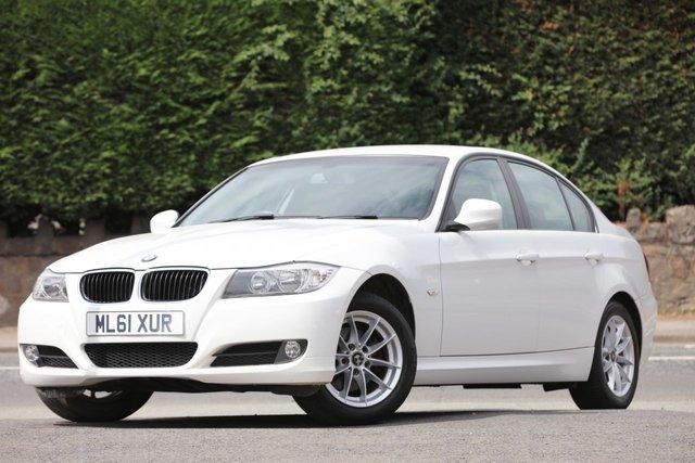 2011 61 BMW 3 SERIES 2.0 318D ES 4d 141 BHP