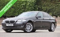 USED 2010 60 BMW 5 SERIES 2.0 520D SE 4d AUTO 181 BHP Last Serviced @ 69,461 Miles