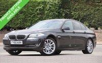 USED 2010 60 BMW 5 SERIES 2.0 520D SE 4d AUTO 181 BHP Last Serviced @ 69,461 Miles
