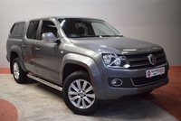 USED 2014 VOLKSWAGEN AMAROK 2.0 TDI HIGHLINE 4MOTION Leather Double Cab Pickup   - Try our secure online Finance Application System