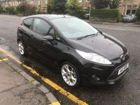 USED 2010 FORD FIESTA 1.6 ZETEC S TDCI 3d 89 BHP PRICE INCLUDES A 6 MONTH AA WARRANTY DEALER CARE EXTENDED GUARANTEE, 1 YEARS MOT AND A OIL & FILTERS SERVICE. 12 MONTHS FREE BREAKDOWN COVER