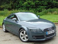 USED 2007 57 AUDI TT 2.0 TFSI 3d  CAMBELT CHANGED AT 76000 MILES