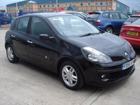 USED 2006 56 RENAULT CLIO 1.5 DYNAMIQUE DCI 5d 106 BHP DRIVES SUPERB
