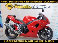 USED 2005 05 TRIUMPH DAYTONA 650  GOOD & BAD CREDIT ACCEPTED, OVER 500+ BIKES