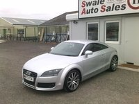 USED 2007 57 AUDI TT 2.0T FSI FULL SERVICE HISTORY, EXCELLENT CONDITION