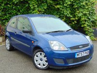 2008 FORD FIESTA 1.6 STYLE 16V 3d AUTO  £3000.00