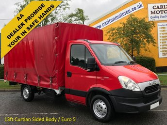 2012 IVECO-FORD DAILY