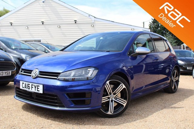 View our 2016 16 VOLKSWAGEN GOLF 2.0 R 5d 298 BHP